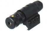 Лазерный целеуказатель Leapers UTG Combat Tactical W/E Adjustable Red Laser with Rings #SCP-LS268