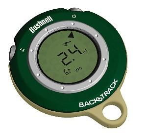 GPS «BackTrack» от Bushnell