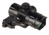 "Коллиматорный прицел Leapers UTG 4.2"" ITA Red/Green CQB Dot with QD Mount, Riser Adaptor #SCP-DS3840W"