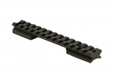 База Nightforce Standard Duty на Browning A-Bolt SA/Euro Bolt Picatinny #А306
