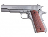 Пистолет пневм.Swiss Arms SA1911 Seventies Stainless Pistol (Colt 1911) к.4,5мм #288509