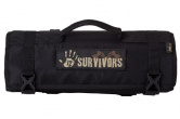 Набор для выживания Sightmark 12 Survivors Knife Rollup Kit #TS42001B