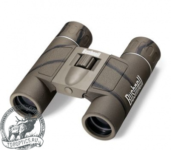 Бинокль Bushnell PowerView 10x25 Roof Camo #132517