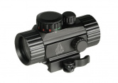 "Коллиматорный прицел Leapers UTG 3.8"" ITA Red/Green Circle Dot Sight w/Integral QD Mount #SCP-RG40CDQ"